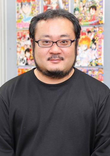 Naoki Kawashima / Jury member of MAGIC International Manga Contest