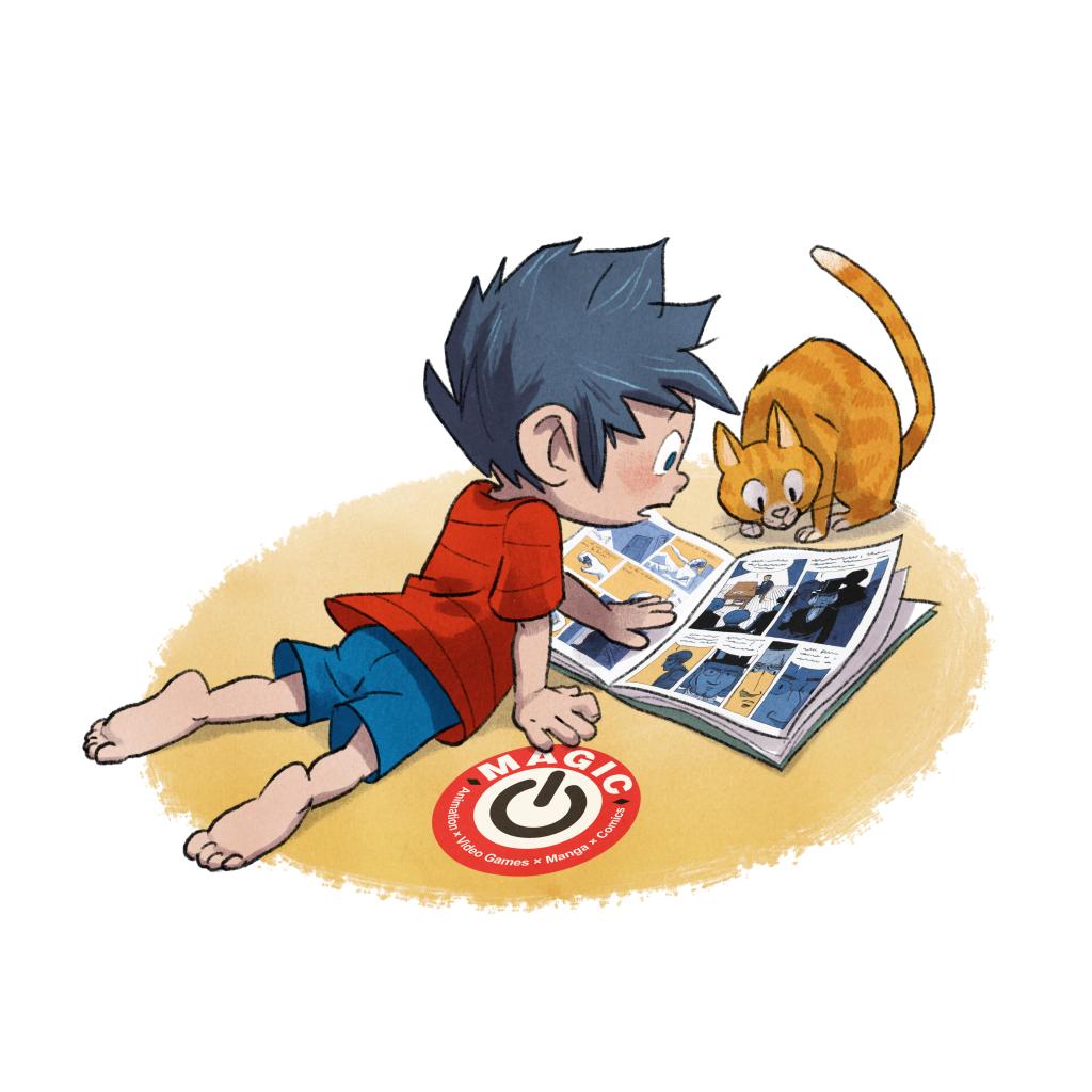 3-LeonMascotteBD-Manga