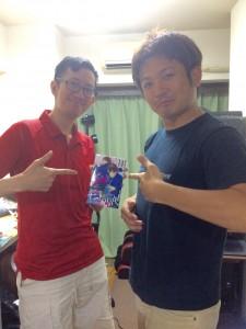 Rencontre Katsutoshi Murase
