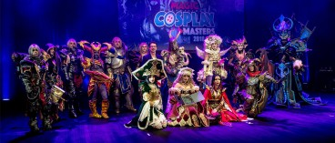 MAGIC INTERNATIONAL COSPLAY MASTERS 2018