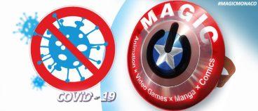 MAGIC 2020 est reporté