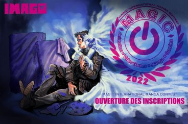 OUVERTURE DU MAGIC INTERNATIONAL MANGA CONTEST 2022 !