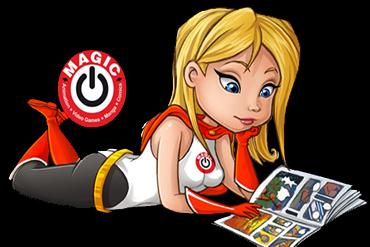 Magic International Manga Contest