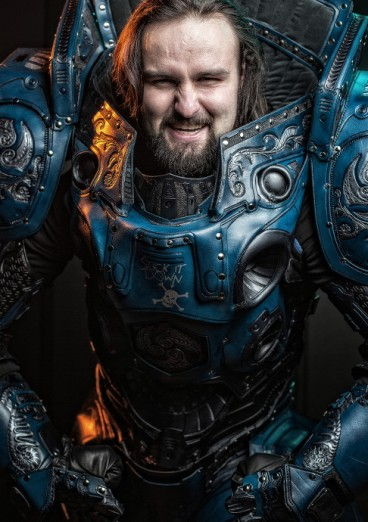 Papa cosplay /  Jury du grand concours cosplay