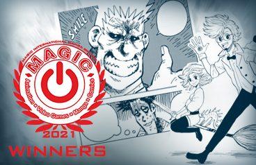 ANNONCE DES GAGNANTS DU MAGIC INTERNATIONAL MANGA CONTEST 2021 !